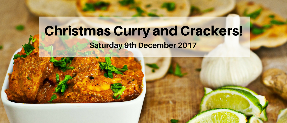 Permalink to: IES Social – Curry and Crackers